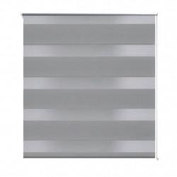 """Щора """"Зебра"""" 80 х 175 см, цвят сив - Щори"""