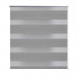 """Щора """"Зебра"""" 90 х 150 см, цвят сив - Щори"""