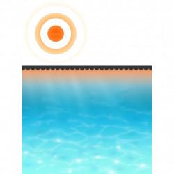Sonata Плаващо соларно кръгло покривало за басейн, PE, 300 см, синьо - Басейни и Спа