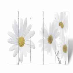 Sonata Сгъваем параван за стая, 200x170 см, цвете - Аксесоари за Всекидневна