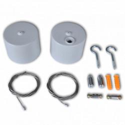 Комплект кабели за флуоресцентна лампа - Декорация