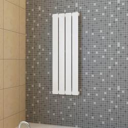 Отоплителен радиатор, бял, 311 мм x 900 мм - Радиатори и Лири