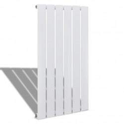 Отоплителен радиатор, бял, 465 мм x 900 мм - Радиатори и Лири