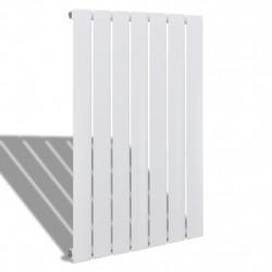Отоплителен радиатор, бял, 542 мм x 900 мм - Радиатори и Лири