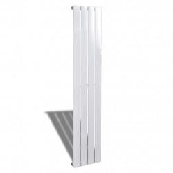 Отоплителен радиатор, бял, 311 мм x 1500 мм - Радиатори и Лири
