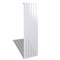 Отоплителен радиатор, бял, 465 мм x 1500 мм - Радиатори и Лири