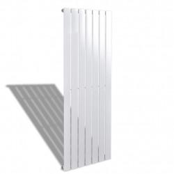 Отоплителен радиатор, бял, 542 мм x 1500 мм - Радиатори и Лири