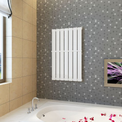 Поставка за кърпи за отоплителен панел, дължина 542 мм - Продукти за баня и WC