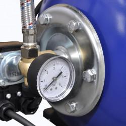Градинска водна помпа, електрическа, синя, 1200W - Поливане, Напояване