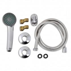 Sonata Комплект смесител с душ, хром - Мивки и Смесители