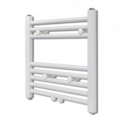 Лира за баня, централно отопление, прав дизайн, 480 x 480 мм - Радиатори и Лири