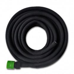 Гумен маркуч за напояване, съединител ½ инча – 25 м. - Поливане, Напояване
