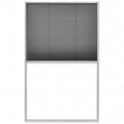 Sonata Mрежа за прозорци срещу насекоми, плисирана, 160 x 110 см - Сравняване на продукти