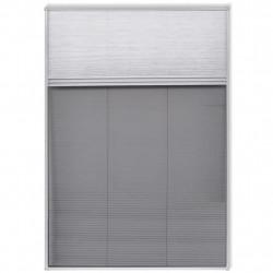 Sonata Mрежа за прозорци срещу насекоми със сенник, плисе, 160x80см - Сравняване на продукти