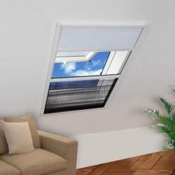 Sonata Mрежа за прозорци срещу насекоми със сенник, плисе, 160x110см - Сравняване на продукти