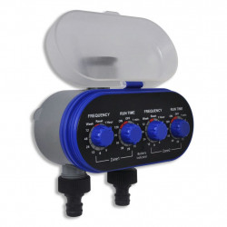 Електронен автоматичен таймер за поливане, двоен изход - Поливане, Напояване