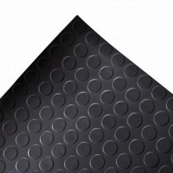 Гумена нехлъзгаща се настилка за под 2х1 м, на точки - Изтривалки и Поставки за чадъри