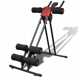 Висококачествен тренажор за коремни мускули с дисплей - Обзавеждане на Бизнес обекти