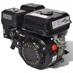 Черен бензинов двигател, 6,5 HP, 4,8 kW - Градинска техника