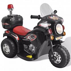 Детски мотор с акумулаторна батерия, черен - Детски превозни средства