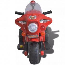 Детски мотор с акумулаторна батерия, червен - Детски превозни средства