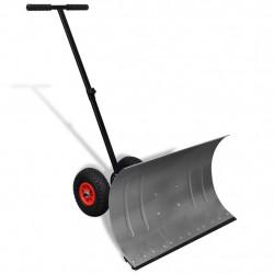 Ръчен снегорин на колела - Градинска техника