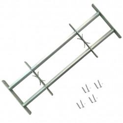 Регулируема решетка за прозорци с 2 напречни ребра, 500-650 мм - Дограми и Комарници