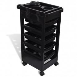 Фризьорска количка на колелца, пластмасова - Обзавеждане на Бизнес обекти
