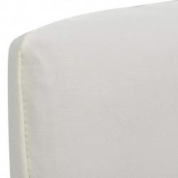 6 бр. кремави гладки разтегателни калъфи за столове - Сравняване на продукти