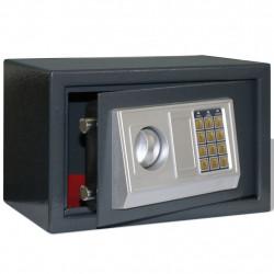 Електронен дигитален сейф 31 x 20 x 20 см - Мебели от метал