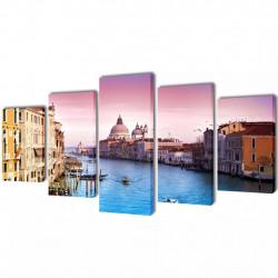 Декоративни панели за стена Венеция, 100 x 50 см - Картини, Плакати, Пъзели