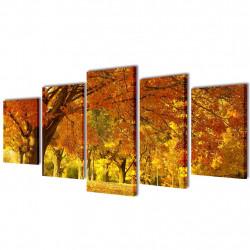 Декоративни панели за стена Клен, 100 x 50 см - Картини, Плакати, Пъзели