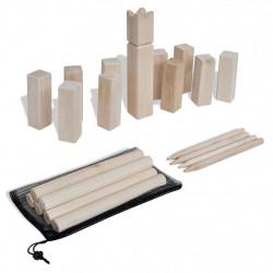 Дървен комплект за игра Куб - Детски играчки
