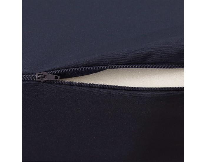 Sonata Матрак от три части, дунапрен, 190 x 70 x 9 см, син -