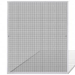 Бял комарник за прозорци 100 x 120 см - Щори