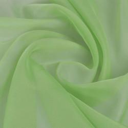 Воал, плат 1,45 х 20 м, зелен - Декорация