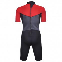 Мъжки неопренов костюм шорти  XL 180 - 185 см 2,5 mm - Водни спортове