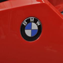 Детски електрически мотор BMW 283 - червен 6 V - Детски превозни средства