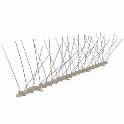 Sonata 4-редова стоманена преграда с шипове срещу птици, комплект от 6 - Домашни любимци