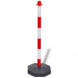 Комплект за паркиране, стойки + 10 м пластмасова верига - Аксесоари