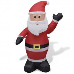 Надуваем Дядо Коледа, 120 см - Сезонни и Празнични Декорации