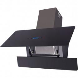 Sonata абсорбатор със сензорен дисплей, 900 мм, черен цвят - Аспиратори