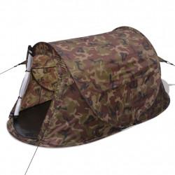 Sonata Двуместна палатка с бързо сглобяване, цвят камуфлаж - Палатки