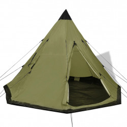 Sonata 4-местна палатка, зелена - Палатки