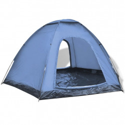 Sonata 6-местна палатка, синя - Палатки