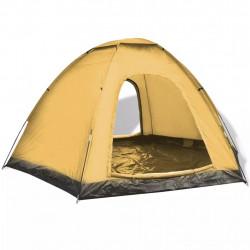 Sonata 6-местна палатка, жълта - Палатки