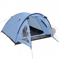 Sonata 3-местна палатка, синя - Палатки