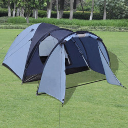 Sonata 4-местна палатка, синя - Палатки