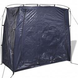 Sonata Палатка за съхранение на велосипед, 200x80x150 cм, синя - Шкафове за обувки