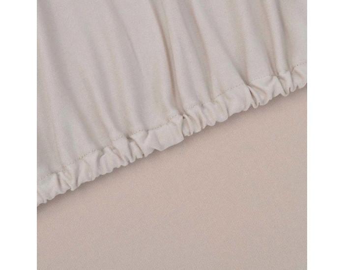 Sonata Разтегателен калъф за диван, бежов, полиестерно жарсе -